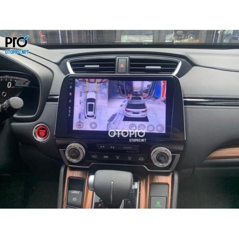 Honda Crv 2021 lắp màn hình Zestech Z800 +