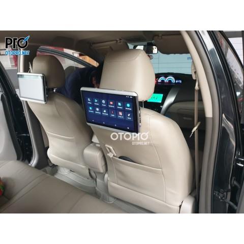 Toyota Vios 2011 lắp màn hình gối Android