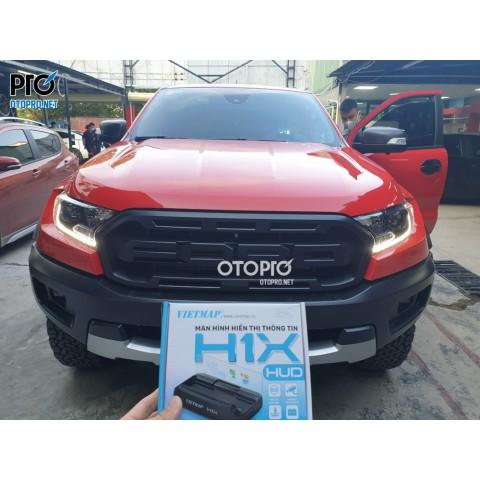Ford Ranger Raptor độ HUD H1X