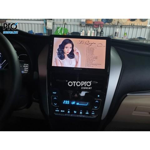 Toyota Vios 2020 lắp màn hình Zestech Z500
