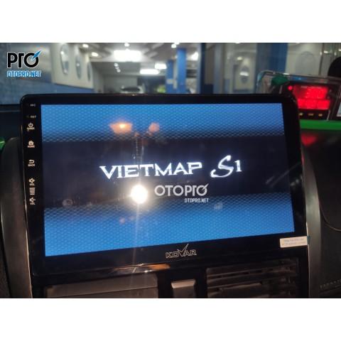 Toyota Vios 2015 nâng cấp màn hình Kovar T1