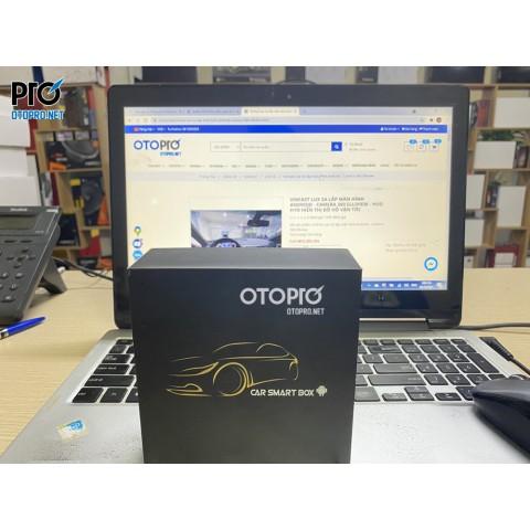 Vinfast Lux Sa lắp đầu màn hình Androi Box