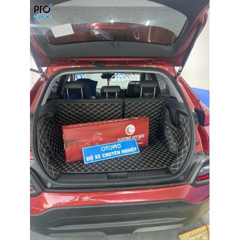 Hyundai Kona nâng cấp cốp điện và đá cốp