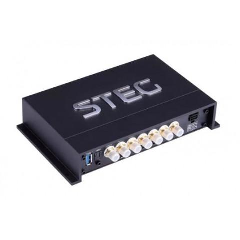 Amply Steg 8 kênh SDSP 8 ( 6 input 8 per out )
