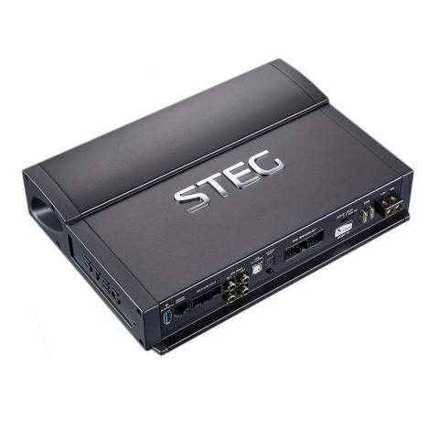 Amply/DSP Steg SDSP10 8 kênh