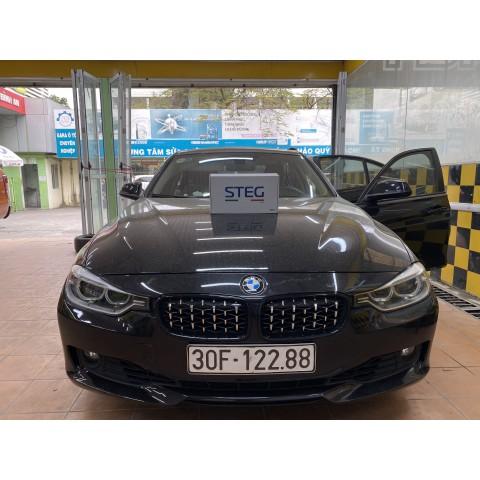 BMW 320i 2016 nâng cấp loa cánh STEG BM4