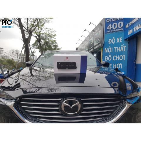 Mazda CX8 2020 nâng cấp màn hình Andoid Bravigo