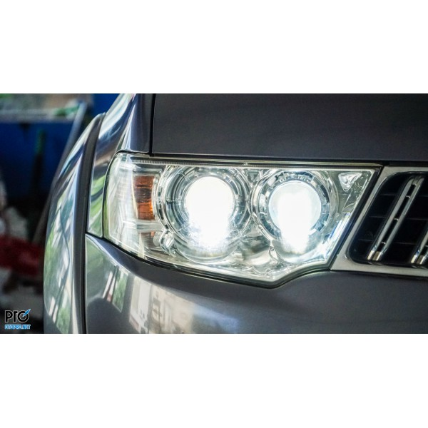 Độ đèn ô tô cần lưu ý gì? Kinh nghiệm độ bi LED, bi xenon, bi Laser