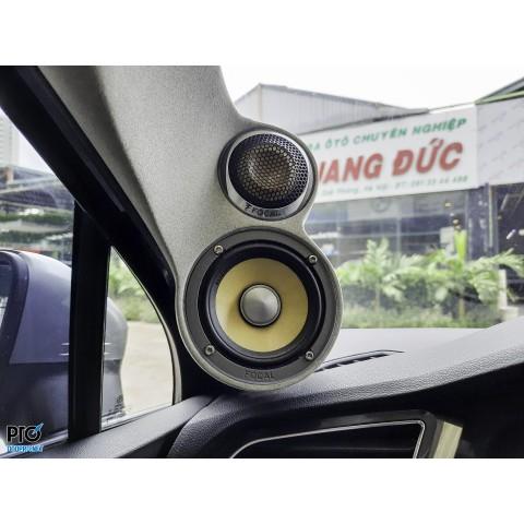 Cột A cho hệ thống loa 3-way Volkswagen Tiguan