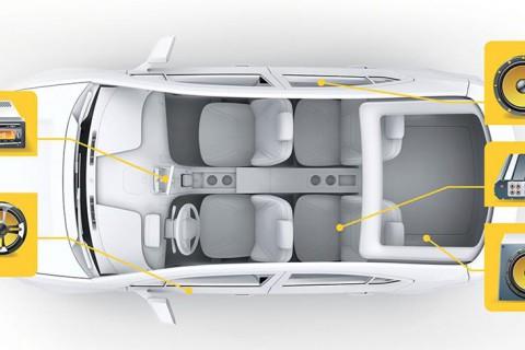 05 bước để nâng cấp hệ thống âm thanh trên ô tô của bạn tiết kiệm nhất