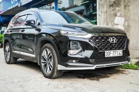 Tổng hợp đồ chơi, phụ kiện nâng cấp cho xe Hyundai SantaFe
