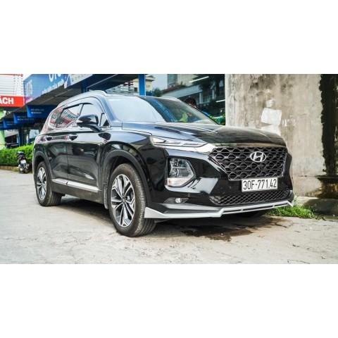 Lip cản trước xe Hyundai Santa Fe 2019