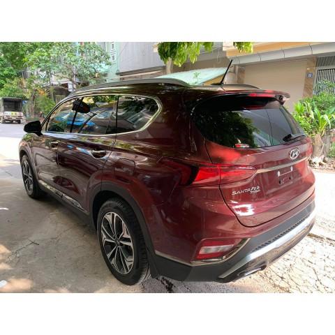 Dán phim cách nhiệt cho xe Hyundai Santa Fe 2019-2020