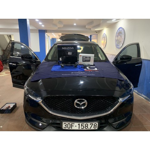 Mazda CX-5 2019 lắp màn hình android Zestech, cam360 Elliview 4s