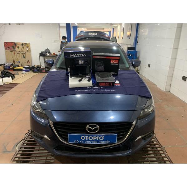 Mazda3 2017 lên màn Mazda Zestech, loa sub điện DR