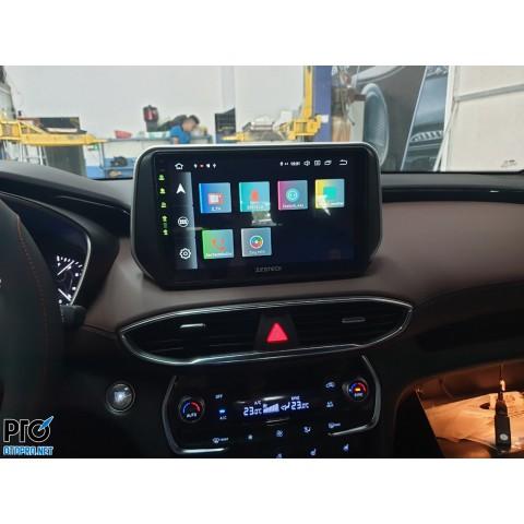 Độ màn hình Android cho xe Hyundai Santa Fe 2019-2020