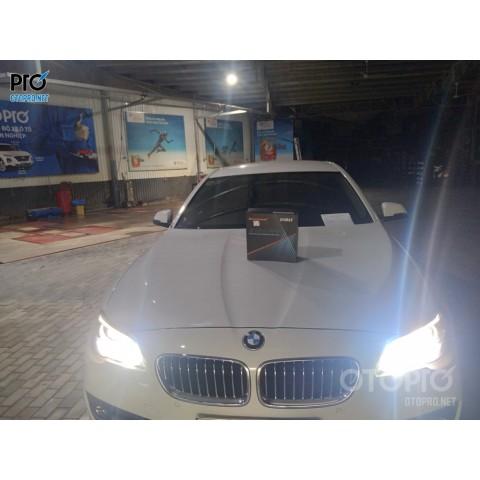 BMW 520i 2015 độ Bi led Domax Xled Pro