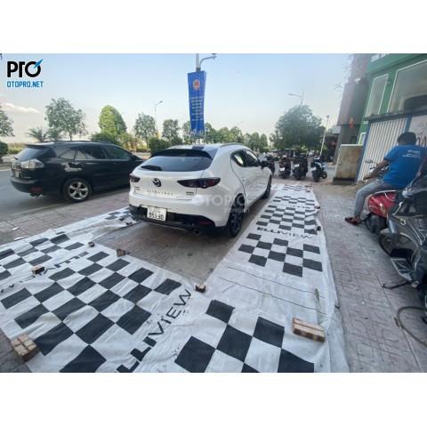 Mazda 3 2021 lắp camera 360 Elivew V4s