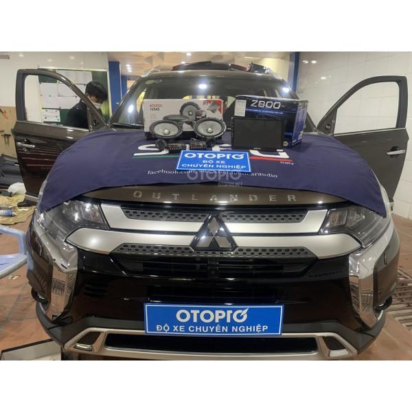 Mitsubishi Outlander 2020 lắp màn Zestech Z800 Pro+