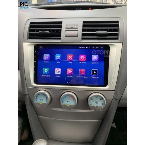 Toyota Camry LE 2008 lên màn hình android 360 elliview S3