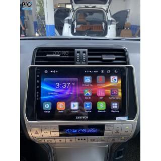 Toyota Land Cruiser Prado 2021 lắp màn hình Zestech Z800+