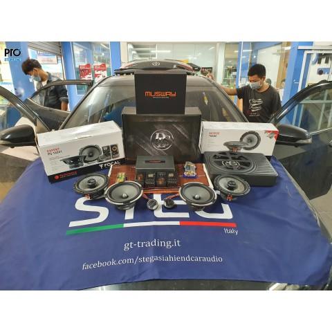 Toyota Corolla Altis nâng cấp hệ thống âm thanh loa Focal