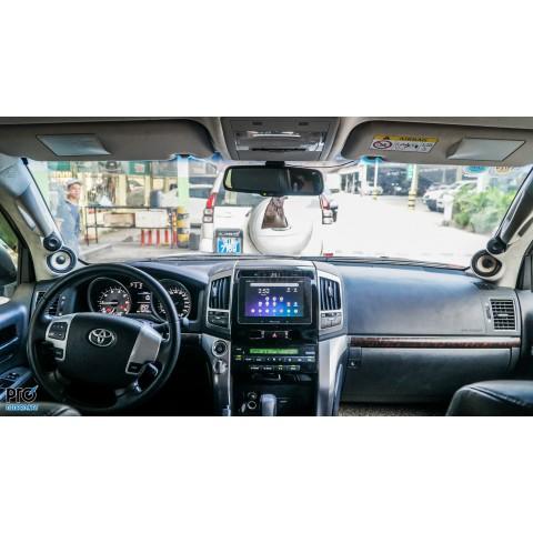 Toyota Land Cruiser nâng cấp cấu hình âm thanh Focal