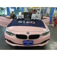 BMW 420i nâng cấp hệ thống âm thanh loa STEG