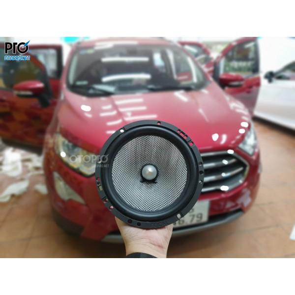Ford Ecospost nâng cấp hệ thống âm thanh loa Focal 165 AS