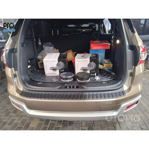 Ford Everest nâng cấp hệ thống âm thanh loa FOCAL INSIDE IS 165