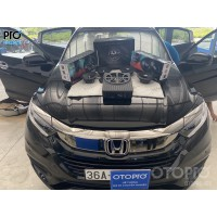 Honda HRV 2020 nâng cấp hệ thống loa Focal, DLS