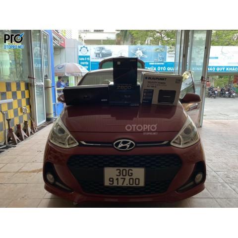 Hyundai i10 nâng cấp hệ thống loa DLS MK6.2i
