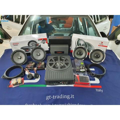 Mazda 3 nâng cấp hệ thống âm thanh loa Focal & DLS