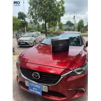 Mazda 6 2018 lắp loa sub điện DLS ACW10