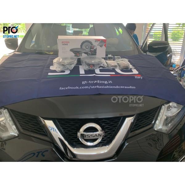 Độ loa Nissan X-Trail 2018 với hệ thống âm thanh loa Focal 165 AS