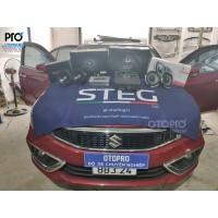 Suzuki Ciaz nâng cấp hệ thống âm thanh loa DLS, Focal