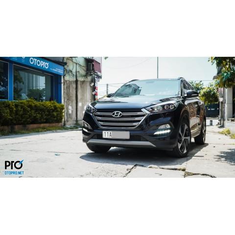 Hyundai Tucson nâng cấp cấu hình âm thanh Hertz