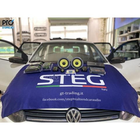 Volkswagen Polo nâng cấp hệ thống âm thanh loa Focal ES 165 K