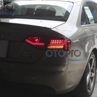 Đèn hậu độ LED nguyên bộ cho xe Audi A4L mẫu A4B8 2009-2012