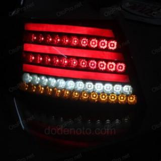 Độ đèn hậu LED cho xe Audi A4