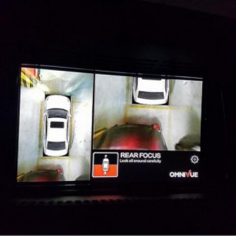 Camera 360 cho xe Audi A4