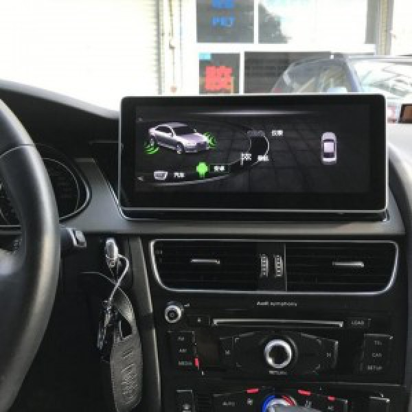 Đầu DVD ô tô cho xe Audi A4
