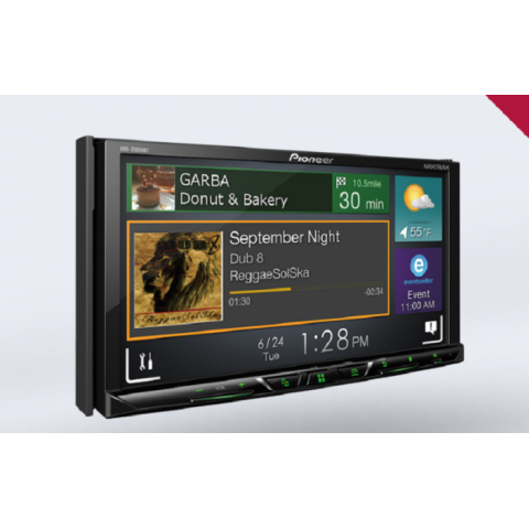 Đầu màn hình DVD pioneer AVH-Z5050BT
