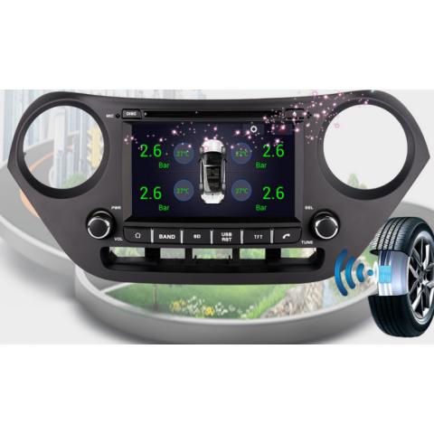 Đầu màn hình android DVD ô tô cho xe Hyundai Grand i10