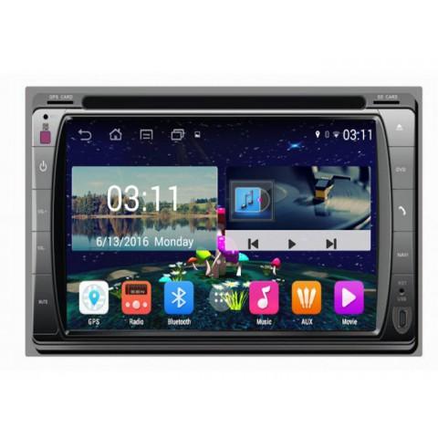 Đầu màn hình android DVD ô tô cho xe Isuzu Dmax