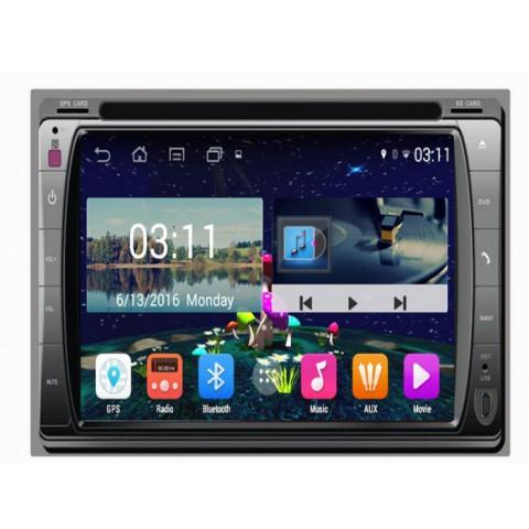 Đầu màn hình android DVD ô tô cho xe Mitsubishi Mirage