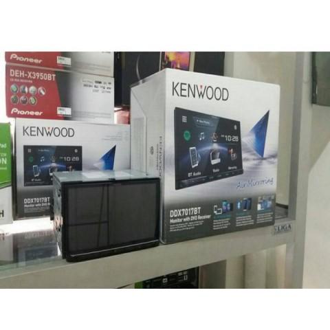 Màn hình DVD Kenwood Ddx7017Bt