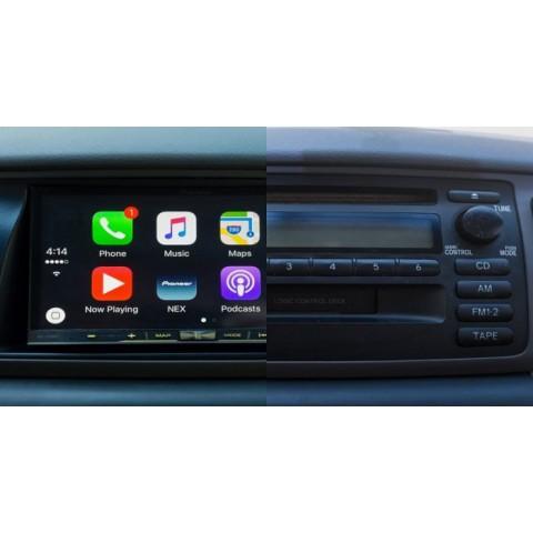 Carplay không dây cho xe Audi A4