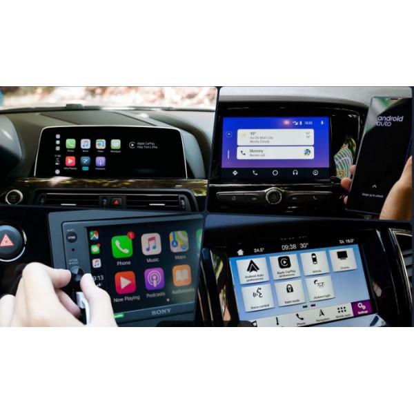 Carplay không dây cho xe Lexus Rx200T