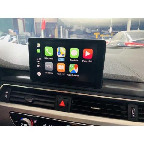 Carplay không dây cho xe Mercedes E400